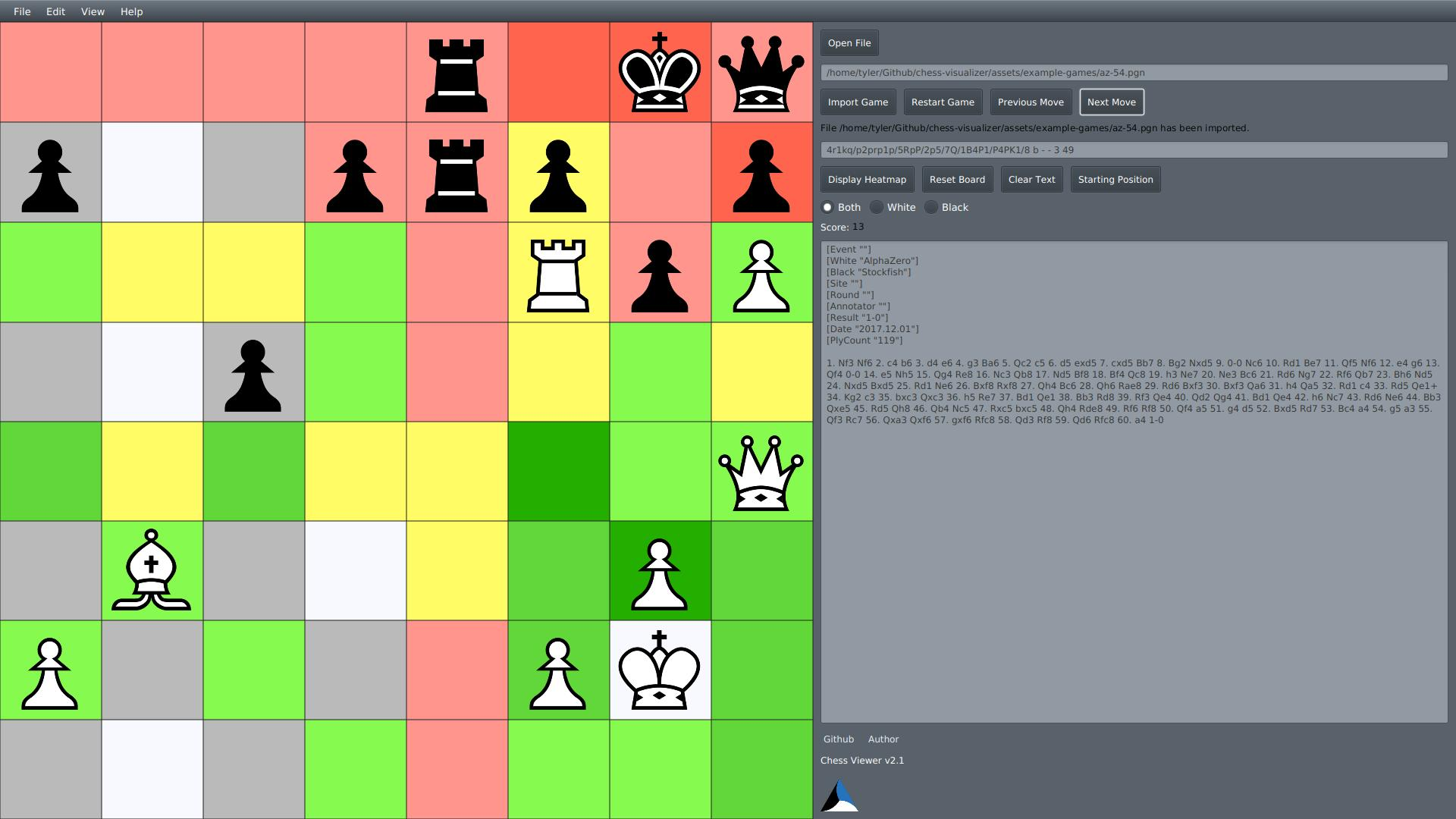 Chess Gui Mac